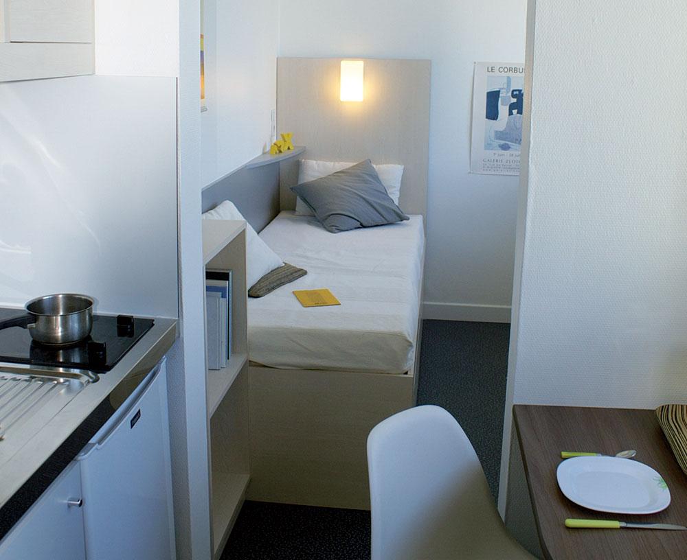 logement et restauration vie tudiante enc nantes. Black Bedroom Furniture Sets. Home Design Ideas