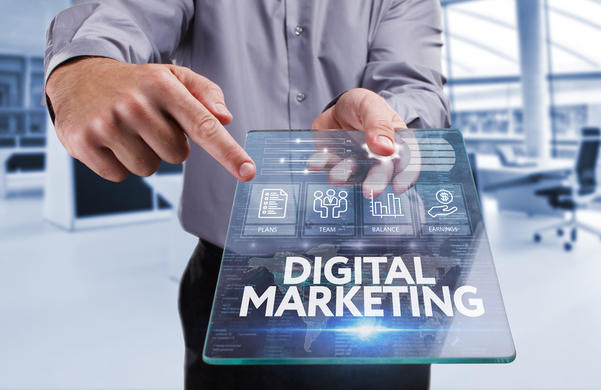 tablette digital marketing